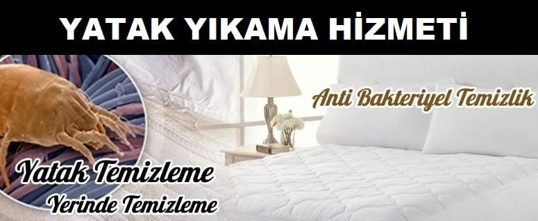 Bornova yatak temizleme