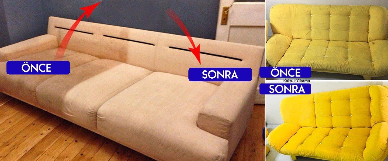 Evka4 koltuk yıkama fiyatları