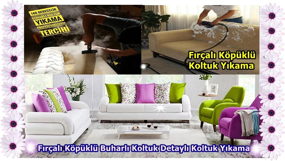 İzmir koltuk yıkama